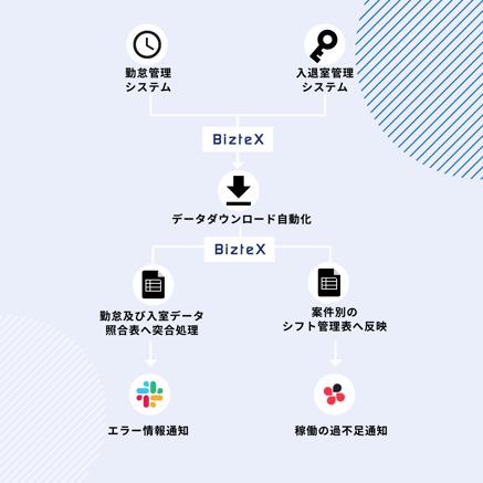 青 薄紫 企業 ロゴ (1)
