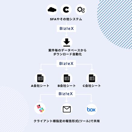 青 薄紫 企業 ロゴ (2)